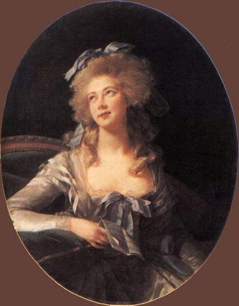 Portrait of Madame Grand WGA